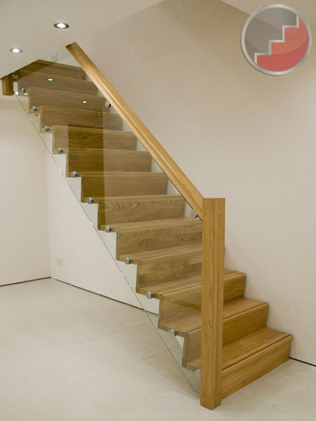 We Can Manufacture The Staircase For You To Your Dimensions Or