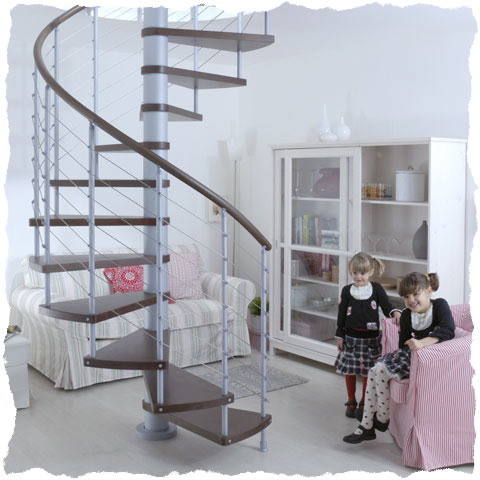 Kloe Spiral Staircases