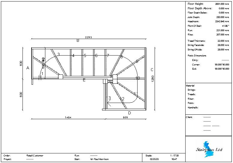 20 surprisingly stair plans home plans blueprints 77003 for House plans with two sets of stairs