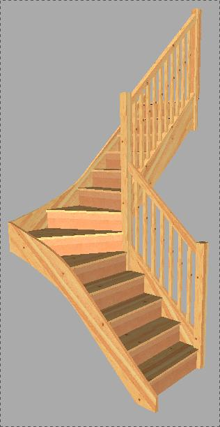 Staircase software